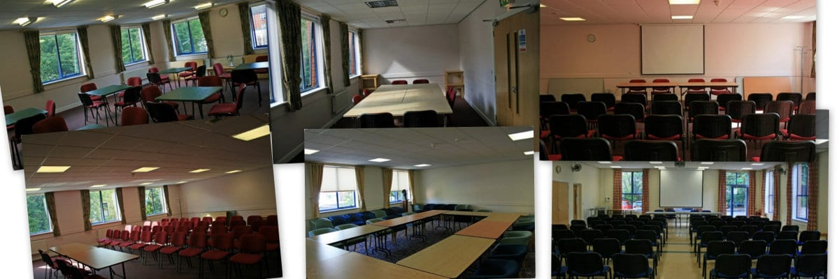 Rooms available for hire at The Nottingham Mechanics