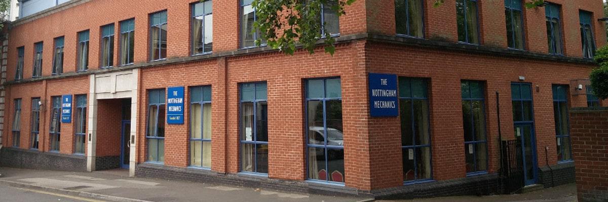The Nottingham Mechanics